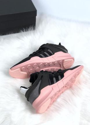 Черные женские кроссовки 36 37 38 39 40 размер