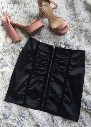 Идеальная атласная юбка ❤️ все вещи -20% до 20.07❤️ заходи‼️❤️
