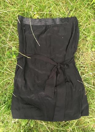 Короткое платье туника