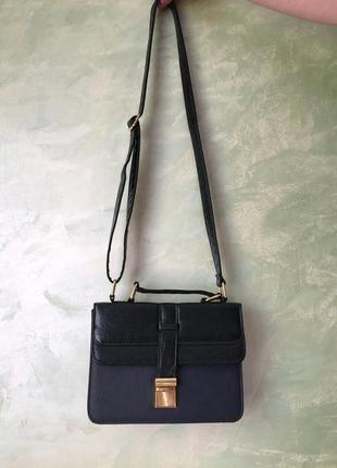 Стильная сумка miss selfridge через плечо кросс-боди