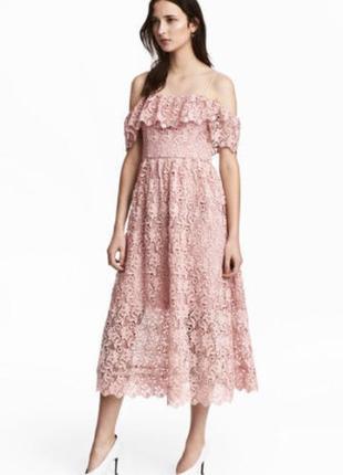 Великолепное платье от h&m