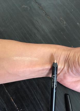 Gosh sparkling gold crystal eye pencil ✏️ хайлайтер карандаш  очень стойкий
