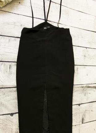 Стильная юбка с подтяжками asos