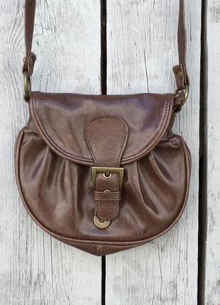 Маленькая сумка , сумочка, кросс боди на длинной ручке