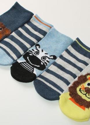 Поштучно и комплектом носочки early days primark