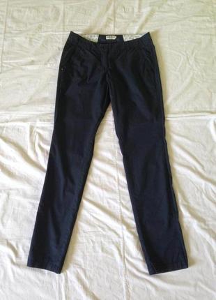 Шикарные брюки оригинал tom tailor высокая посадка заужены