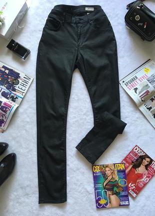 Обалденные джинсы слимы slim с пропиткой h&m р-р 32