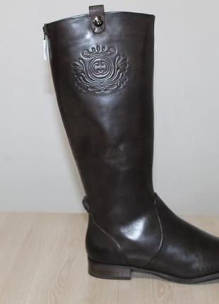 Элегантные немецкие сапоги на широкую голень gerry weber sena 03, 38 размер2