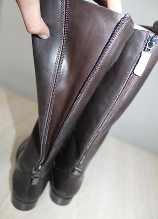 Элегантные немецкие сапоги на широкую голень gerry weber sena 03, 38 размер3