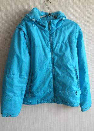 Куртка желетка