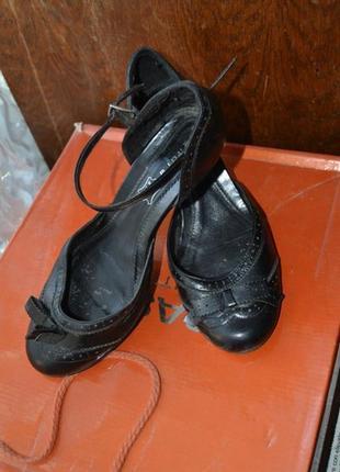 Туфли босоножки для занятий танцами