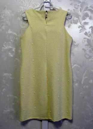 Платье dorothy perkins из фактурного трикотажа