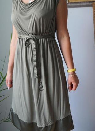 Платье милитари от marks&spencer