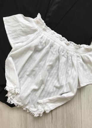 Легкая блуза new look