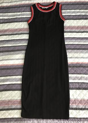 Суперское платье миди zara
