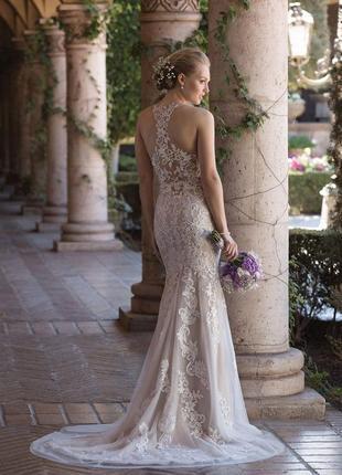 Дизаинерское эксклюзивное свадебное платье