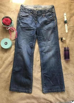 Очень крутые широкие джинсы crafted