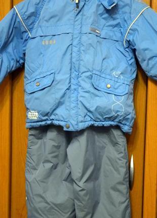 Демисезонный костюм reima, размер 92+6 см