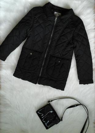 Стеганая деми куртка от young dimension 152-158 cm