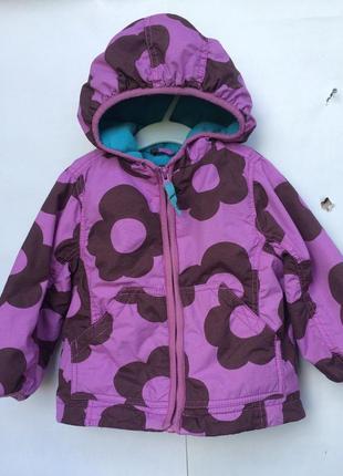 Куртка на девочку  mini bolden
