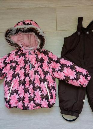 Комбинезон lenne 80+6 комбез куртка и полукомбинезон ленне