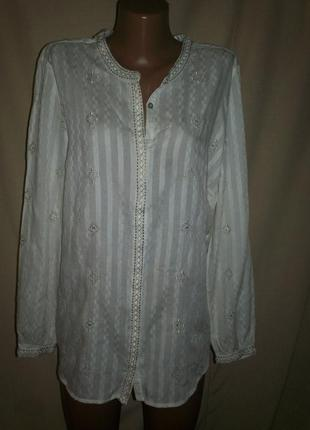 Летняя блуза monsoon р-р16-18