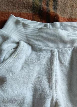 Теплые штаны на 3 мес