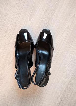 Итальянские туфли из натуральной кожи