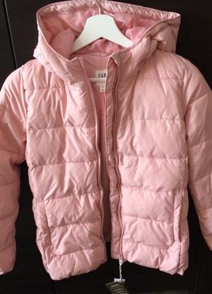 Gap зимняя курточка