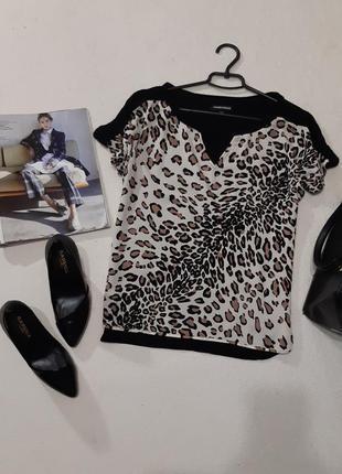 Красивая стильная футболочка. размер l