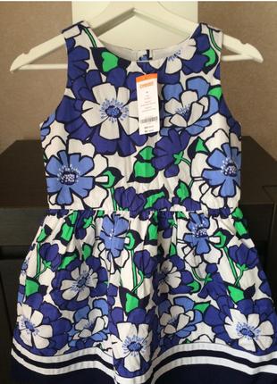Gymboree платье