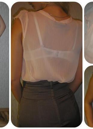 Нежная блузочка