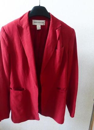 Стильный пиджак  jones new york