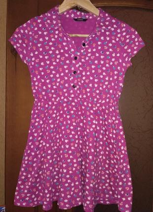 Платье george на 8-9 лет и рост 128-135 см в отличном состоянии