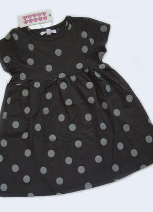Летнее платье для девочки 3-4 лет рост 98-104 см англия
