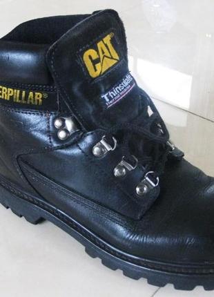 Ботинки caterpillar thinsulate (оригинал) р.40