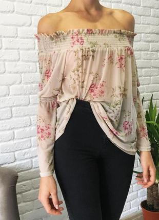 Ніжна блуза newlook