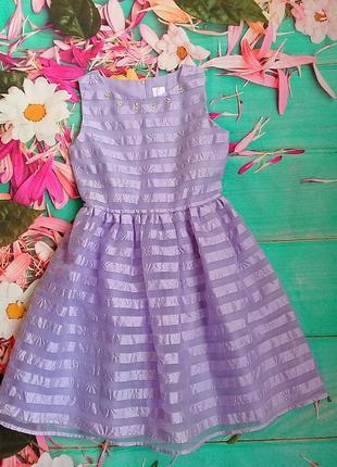 Нарядное платье на девочку 11-12 лет f&f