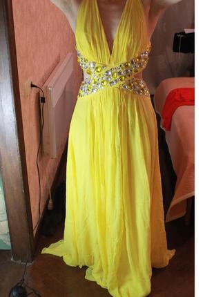 Вечернее платье mango limited edition by zuhair murad