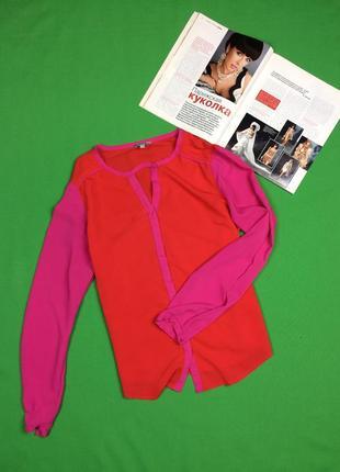 Яркая блуза от marks & spencer