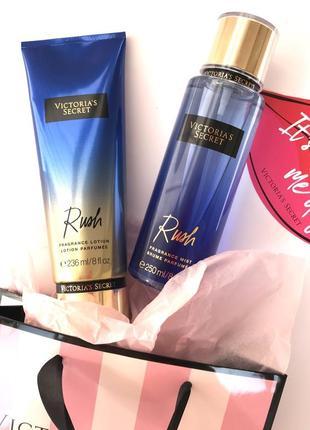 Набор косметики для тела victoria's secret rush