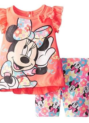 Комплект disney baby girls' minnie mouse