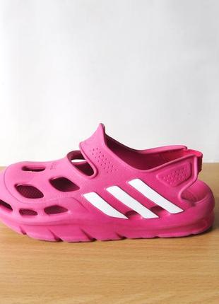 Босоножки.кроксы adidas 27 р. вьетнам. стелька 17 см