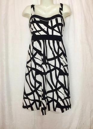 Очень красивый сарафан, платье большого размера р.16