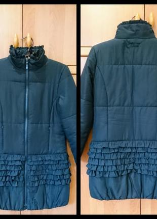 Куртка пальто демисезонное original marines3