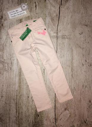 Штаны джинсы united colors of benetton, 4-5 лет