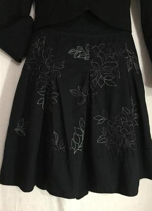 Красивая юбка р.m-l
