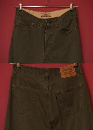 Levis 517 black tab 32/32 made in italy