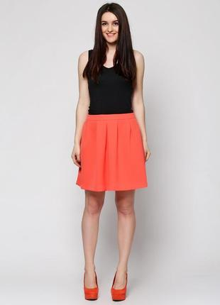 Юбка оранжевая (коралловая) befree s