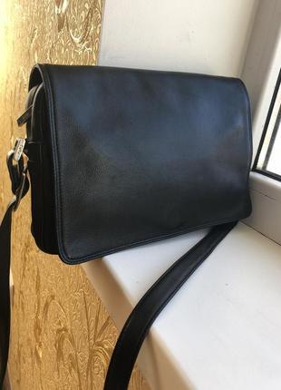 Кожаная сумка, 100% натуральная кожа